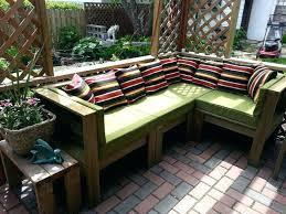 new build your own outdoor furniture and blue green patio chair cushions tips for making your