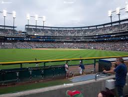 Comerica Park Section 151 Seat Views Seatgeek