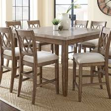 tall dining room tables. Portneuf 9 Piece Counter Height Dining Set Tall Room Tables A