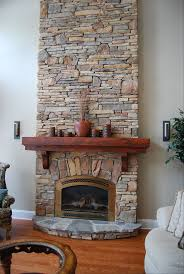 decoration wonderful fireplace stone hearth designs with arch top fireplace  doors in satin brass finish also antique clay pottery vases for dry branch  ...