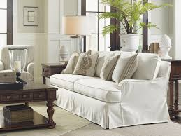 stowe slipcover sofa cream