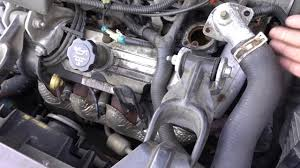 CHEVY IMPALA THERMOSTAT REPLACEMENT - YouTube