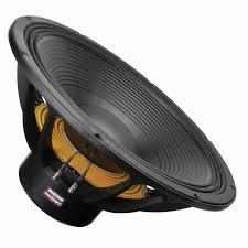 Musical Instruments Monitor, Speaker & Subwoofer Parts B&C Speakers B&C  18TBX100-4 18 Professional Subwoofer 4 Ohm