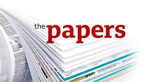 28 Paper Bbc News Channel The Papers 28 11 2019