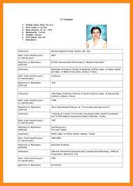 Job Cv Format Download Pdf Blank Cv Resume Templates For Students ...