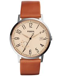 fossil women s vintage muse tan leather strap watch 40mm es3958 fossil women s vintage muse tan leather strap watch 40mm es3958 fossil jewelry watches