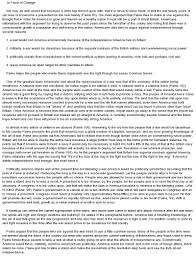 essay on common sense common sense situations