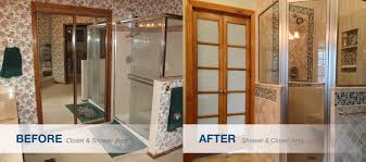 Bathroom Remodeling  Remodelers Olathe CMP Construction - Bathroom remodel before and after pictures