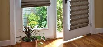 sliding glass door privacy view in gallery add a sense of freshness to your bedroom with