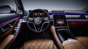 Heated and ventilated front seats with massage. Here Is The 2021 Mercedes Benz S Class Interior