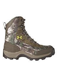 under armour hunting boots. men\u0027s ua brow tine hunting boots \u2013 wide (2e) under armour a