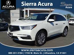 2018 acura lease. perfect acura new 2018 acura mdx with technology package suv for salelease alhambra ca and acura lease