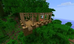 Small Picture Jungle Biome Home ideas Screenshots Show Your Creation