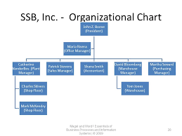 Bloomberg Organizational Chart Graduate Program In Business Information Systems Ppt Video