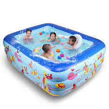 180cm 3 ring <b>Kids inflatable pool baby swimming pool inflatable</b> ...