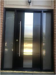 modern glass front entry doors awesome modern entry glass door sereventub