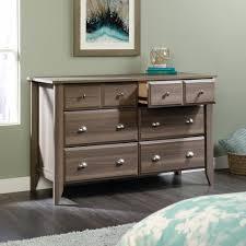 Sauder Bedroom Furniture Sauder Shoal Creek Dresser Multiple Finishes Walmartcom