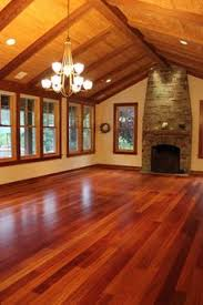 brazilian cherry hardwood flooring craftsman family room san francisco chris haltom floors