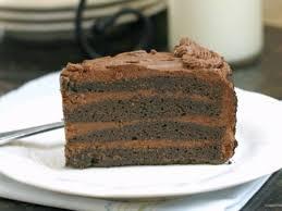 Homemade Birthday Chocolate Brownie Cake Recipe Snappy Gourmet