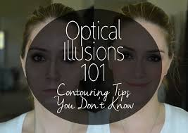 where to highlight optical illusions 101 how to highlight and contour like a pro