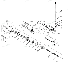 Honda b100l outboard lower unit parts diagram honda auto wiring diagram