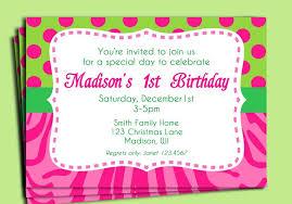sle birthday party invitations exle birthday invitation message sle birthday party invitation wording of sle birthday party invitations great