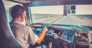 nearly 300 000 truck drivers would be