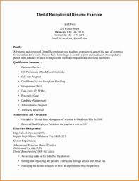 Dentist Resume Resume Format To Edit Beautiful Dentist Resume