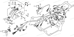 Honda motorcycle 1977 oem parts diagram for wire harness cab888536b27d1159a68d5ef6383e9d89f322a7f wire harness ignition coil