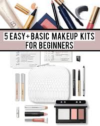 5 basic makeup kits for beginners by austin tx makeup artist and beauty ger kendra