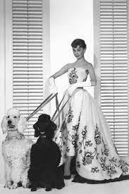 Audrey Hepburn and Hubert de Givenchy's ...