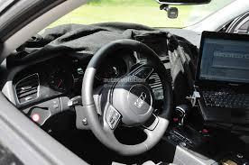audi a4 2015 spy. Interesting Spy 2016 Audi A4 Spyshots Reveal New MMI Infotainment Display And 2015 Spy E