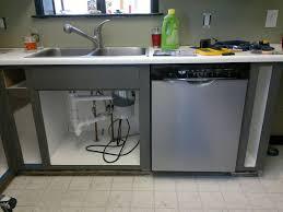 Kitchen Dishwasher Install Kit Sears Dishwasher Installation Cost