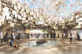 Expo Square Pavilion Seating Chart Partisans Unveils Expo 2020 Canada Pavilion Proposal Aah