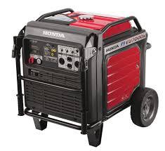 American Honda Motor Co. Honda EU7000is Generator in Portable ...
