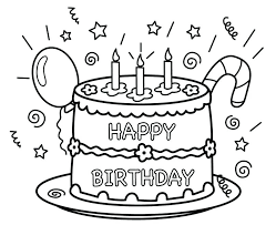 birthday coloring pages for dad birthday coloring pages free birthday coloring pages for dad happy birthday birthday coloring pages for dad