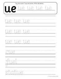 Here, you will find free phonics worksheets to assist in learning phonics rules for reading. Phonics Worksheets Lesson Plan Flashcards Jolly Phonics Letter Ue Lesson Pack