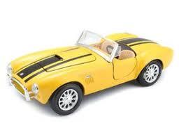 <b>Maisto 1/24 1965</b> Shelby Cobra 427 Diecast Model - 31276 - £14.99
