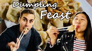 Delightful Dumplings in Berlin - Wok Show - YouTube