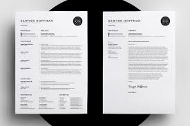 beautifully designed resumes for inspiration ca resume design for freshgigs