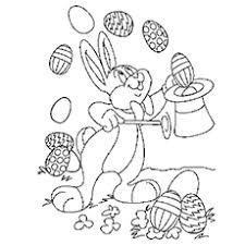 Extensive collection of easter printable kids activities for all ages includes puzzles, coloring pages & dot to dots. Top 25 Free Printable Easter Coloring Pages Online