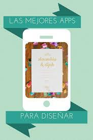 Aplicaciones Para Hacer Invitaciones Gratis La Novia Hipster Las Mejores Apps Para Diseñar Tus