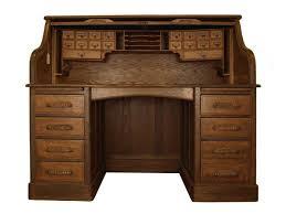 antique office table. Antique Office Desks Vintage Oak Roll Top Desk Style Table O