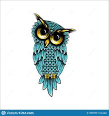 T Shirt Design Inspiration Owl Vector Design Illustration Owl T Shirt Design