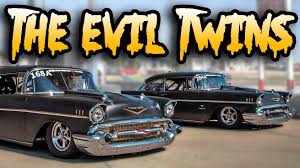 Of Twin Turbo Chevys The Evil Twins Youtube