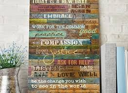 Wood Wall Art Quotes Custom 48 Wood Wall Art Quotes Wood Box Wall Decor Quotes QuotesGram