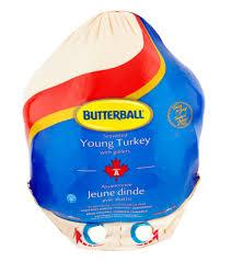 Frozen Whole Turkey Butterball