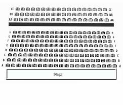 Chicago Rush Seating Chart Ruth Page Center For Arts Seating Chart Theatre In Chicago