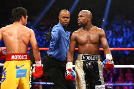 floyd weather disses manny pacquiao after berto weigh in the best ever made a dig at manny pacquiao shortly after his weigh in andre berto on friday night