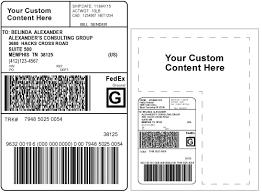 Fedex Ground Shipper Number Gsn Updates